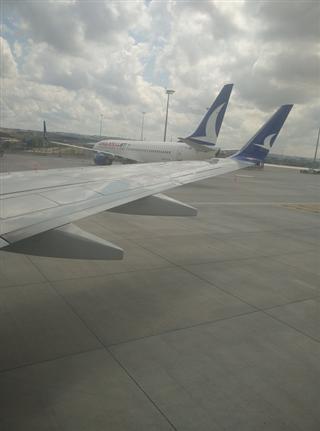 Re:(新人發帖求支持)毅然前往危險的火雞國 內含菜航A332 土航77W 土航子公司