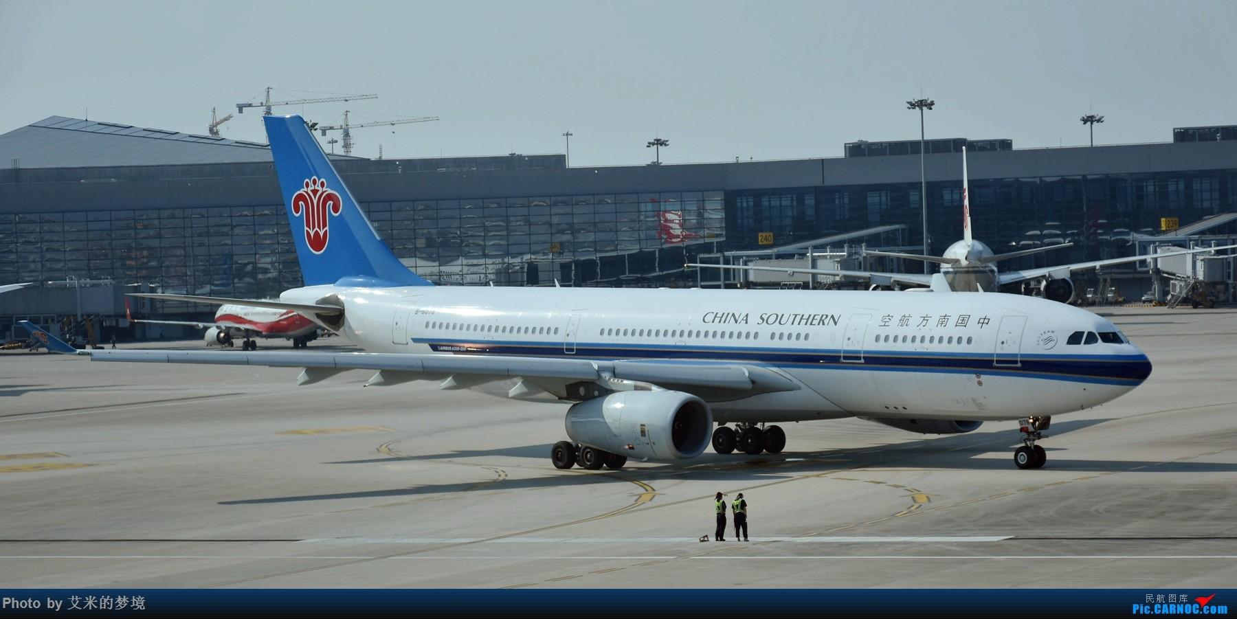 Re:[原创]【carnoc重庆飞友会】北京送行,所见飞行 AIRBUS A330-200 B-6078 中国上海虹桥国际机场