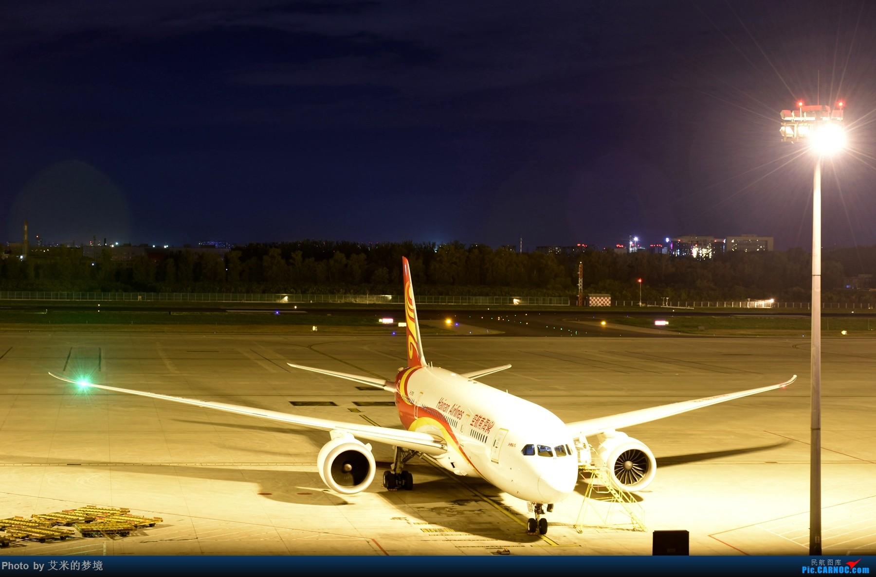 Re:[原创]【carnoc重庆飞友会】北京送行,所见飞行 BOEING 787-8 B-2759 中国北京首都国际机场