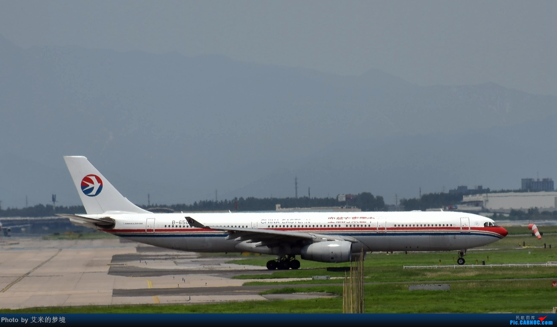Re:[原创]【carnoc重庆飞友会】北京送行,所见飞行 AIRBUS A330-300 B-6506 中国北京首都国际机场