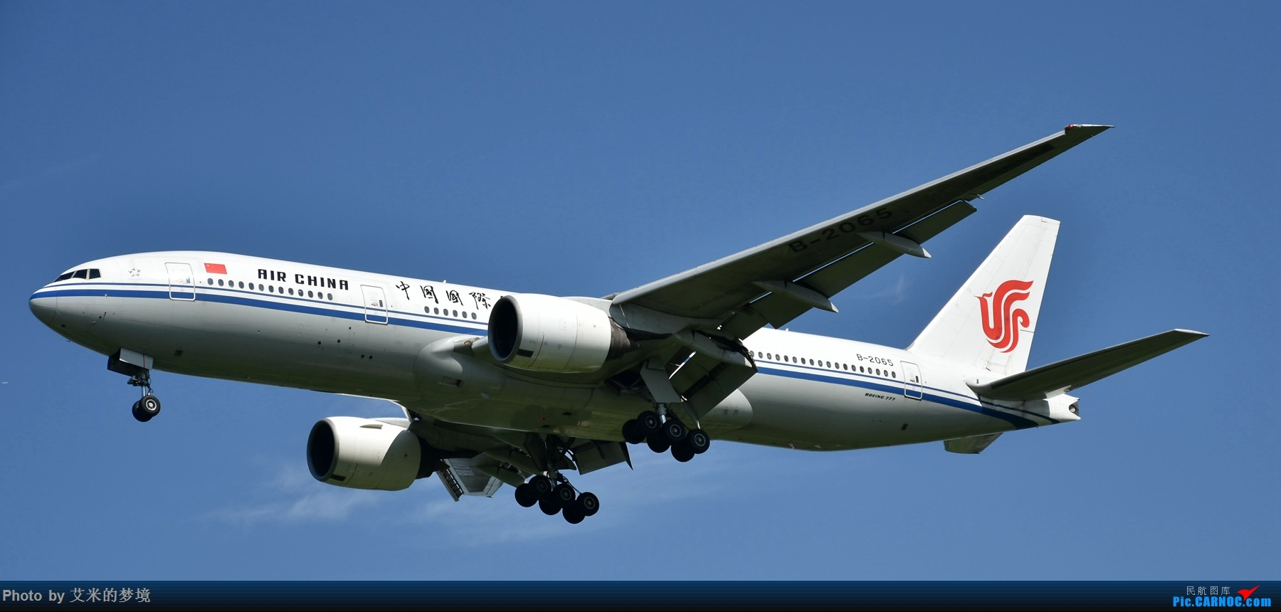 Re:[原创]【carnoc重庆飞友会】北京送行,所见飞行 BOEING 777-200 B-2065 中国北京首都国际机场