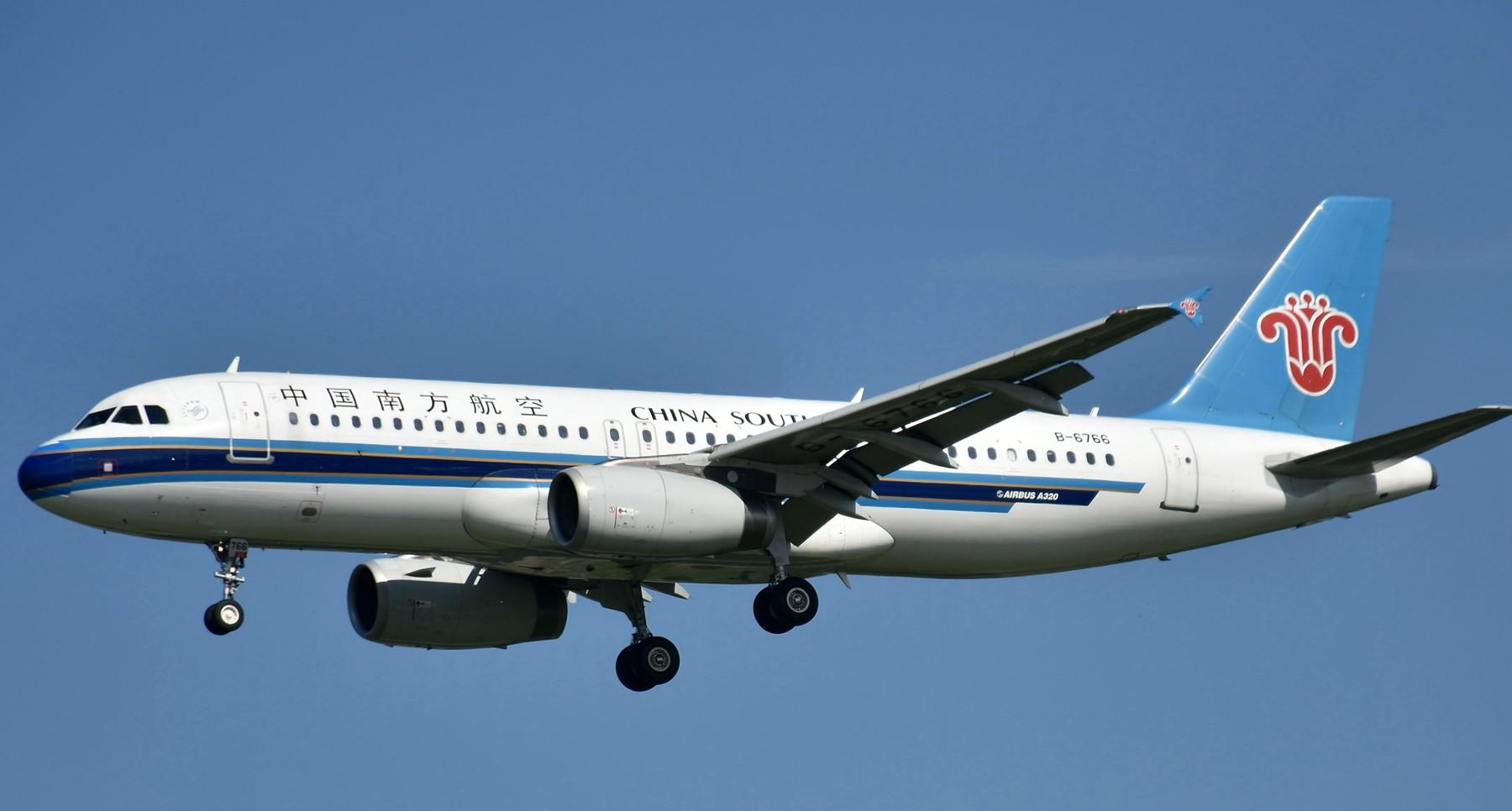 Re:[原创]【carnoc重庆飞友会】北京送行,所见飞行 AIRBUS A320-200 B-6766 中国北京首都国际机场