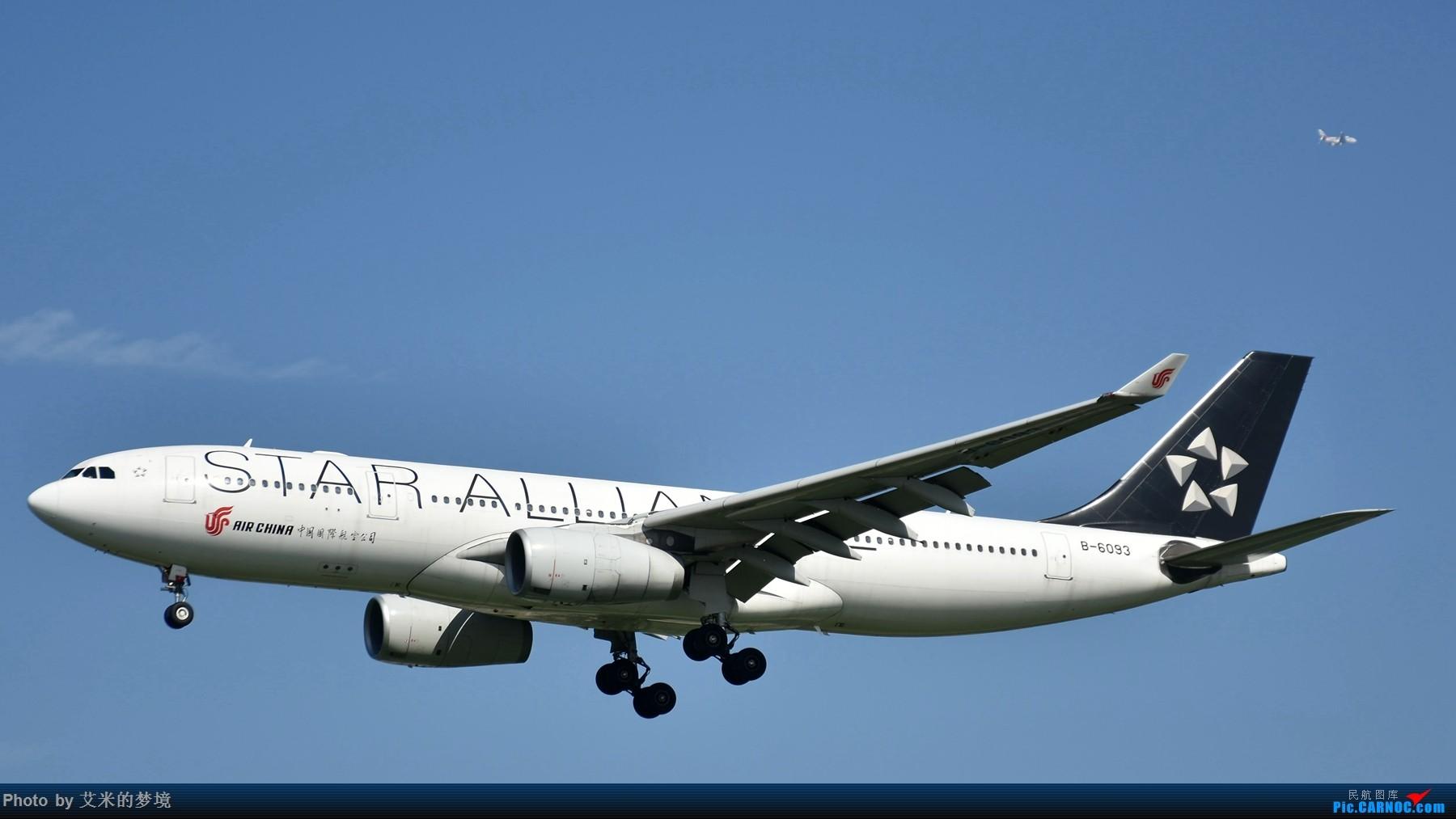 Re:[原创]【carnoc重庆飞友会】北京送行,所见飞行 AIRBUS A330-200 B-6093 中国北京首都国际机场