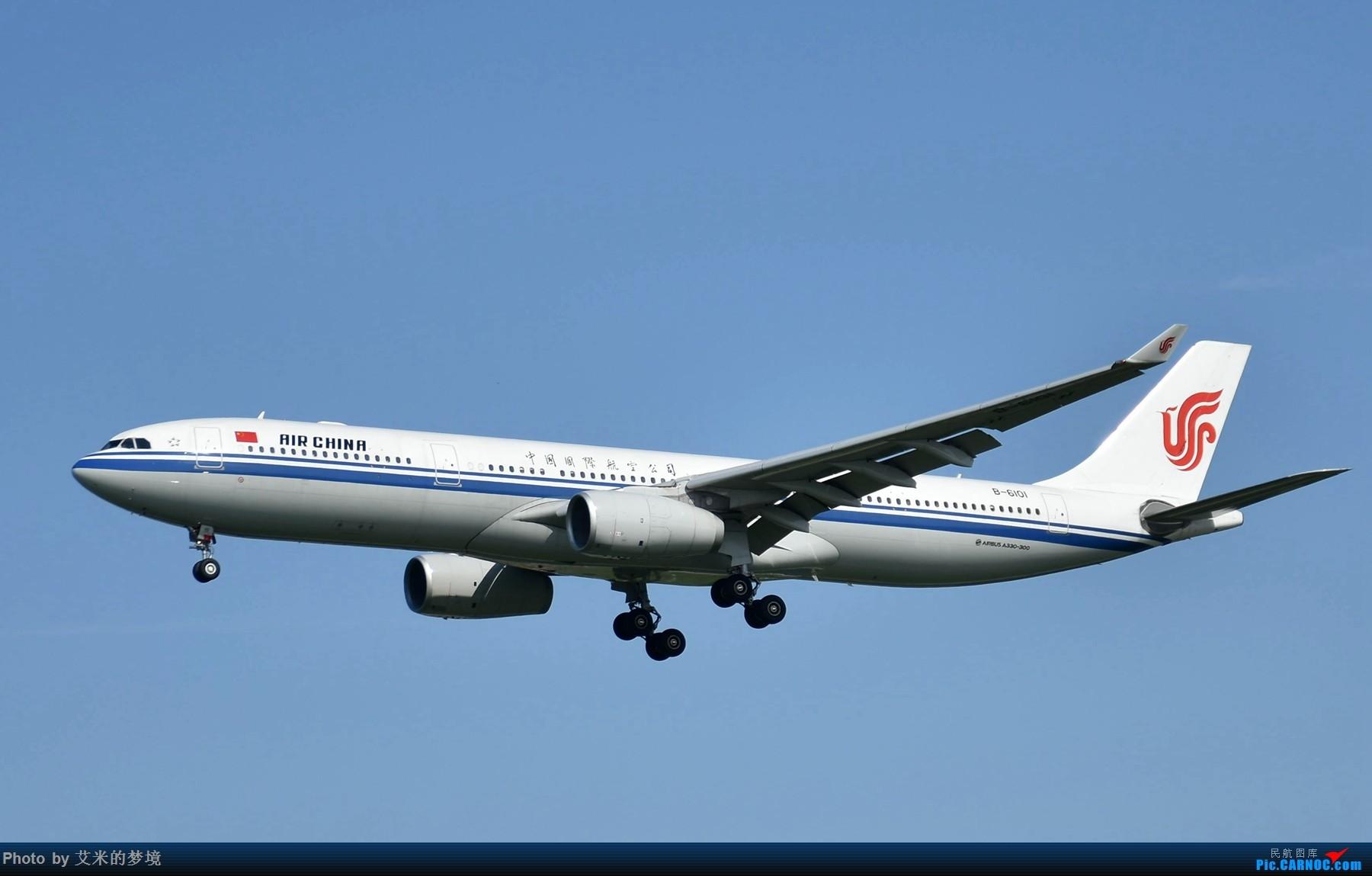 Re:[原创]【carnoc重庆飞友会】北京送行,所见飞行 AIRBUS A330-300 B-6101 中国北京首都国际机场