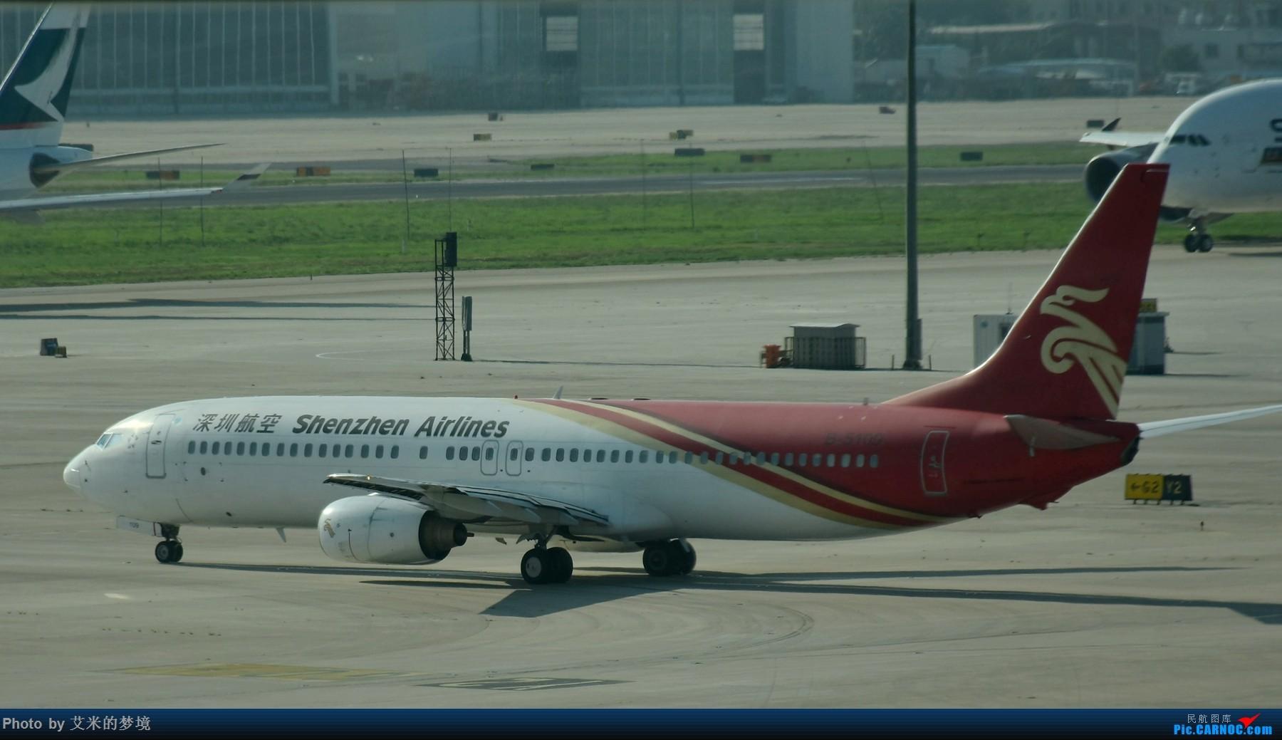 Re:[原创]【carnoc重庆飞友会】北京送行,所见飞行 BOEING 737-900 B-5109 中国北京首都国际机场