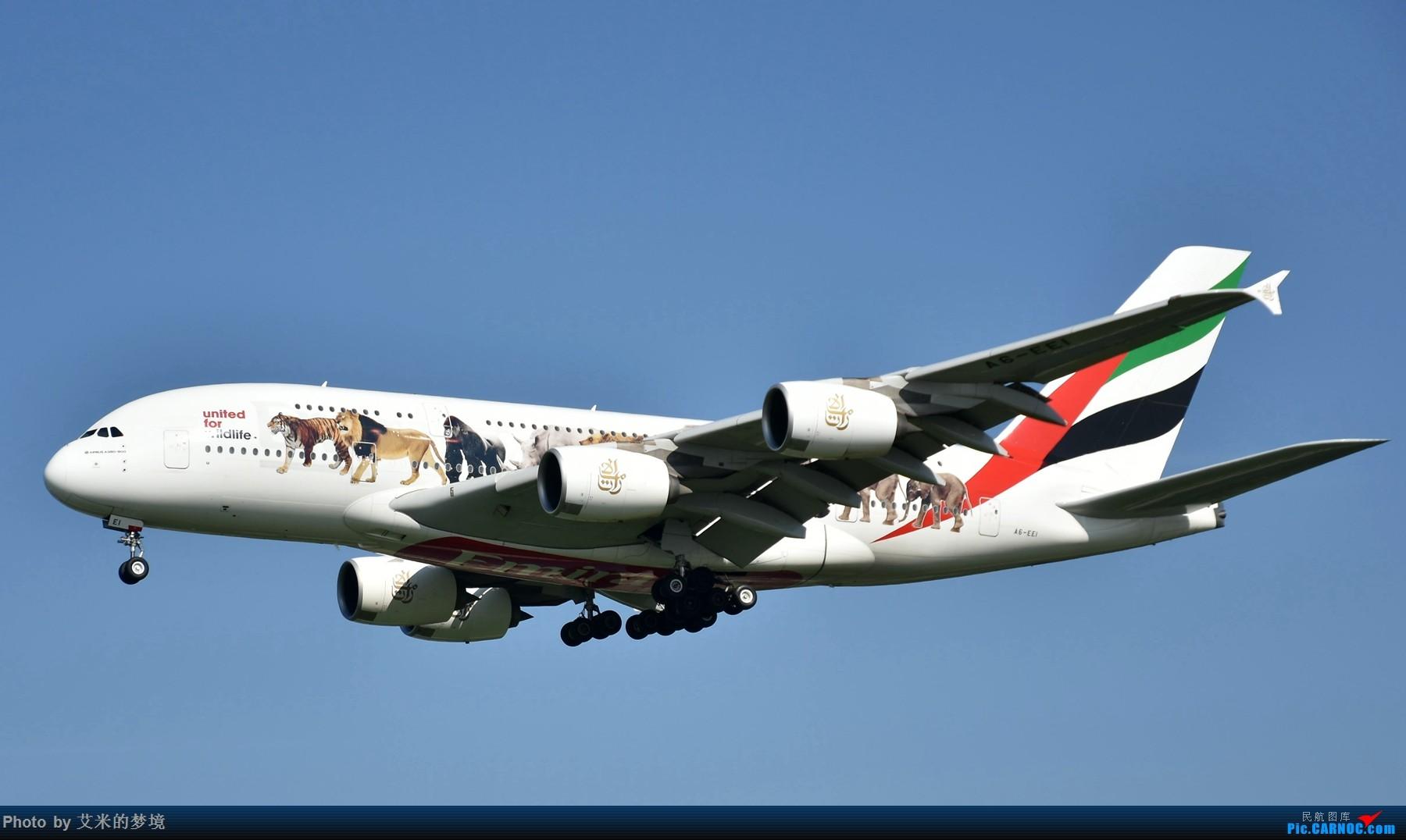 Re:[原创]【carnoc重庆飞友会】北京送行,所见飞行 AIRBUS A380-800 A6-EEI 中国北京首都国际机场