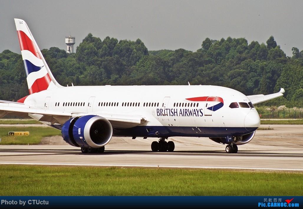 Re:[原创][CCFA]终于逮到7879+其他一些 BOEING 787-8