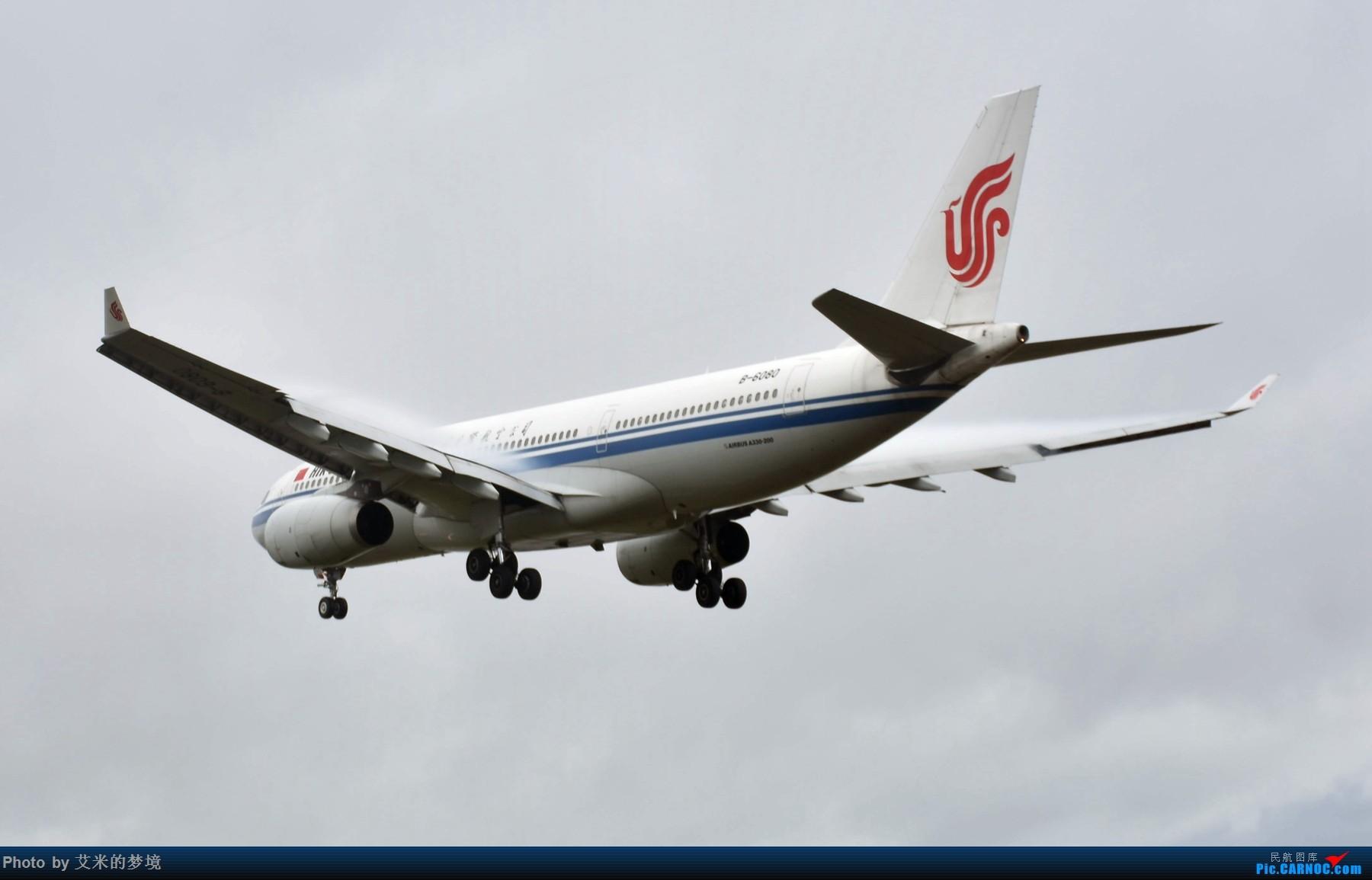 Re:[原创]【carnoc重庆飞友会】7.14雨中奔袭。。又被放鸽子的首航日 AIRBUS A330-200 B-6080 中国重庆江北国际机场