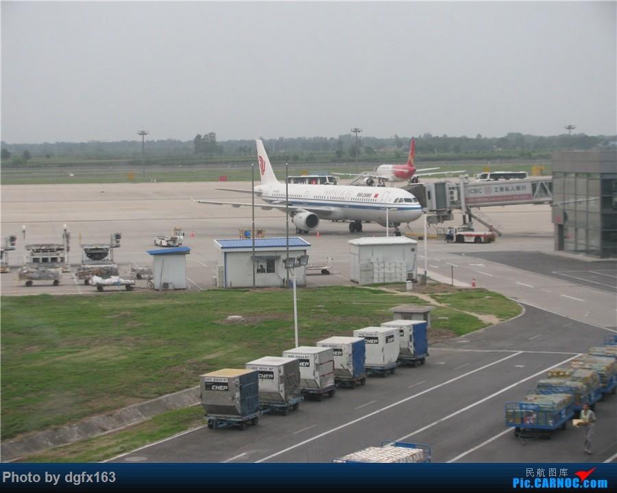 Re:[原创]【dgfx163的游记(11)】大连航空 B737-800(73D) 西安XIY-大连DLC CA8926 AIRBUS A321-200 B-6595 中国西安咸阳国际机场