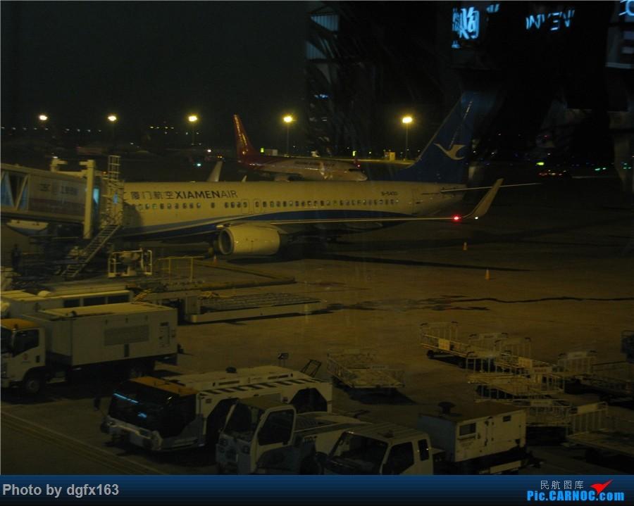 Re:[原创]【dgfx163的游记(11)】大连航空 B737-800(73D) 西安XIY-大连DLC CA8926 BOEING 737-800 B-5433 中国西安咸阳国际机场
