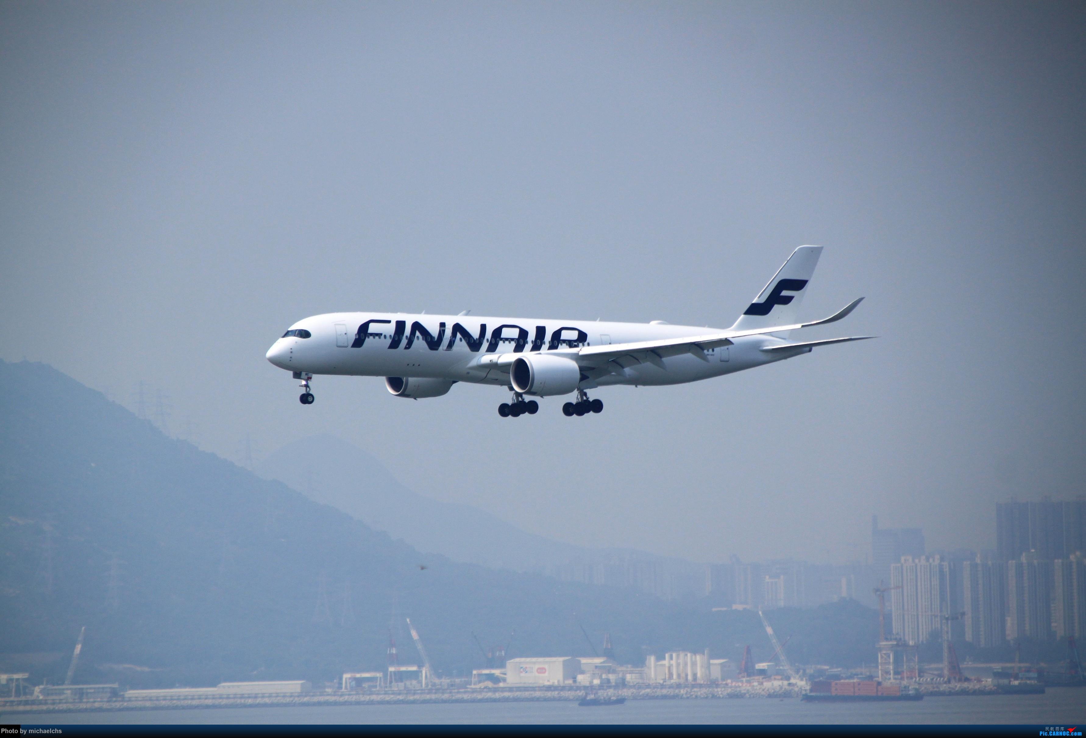 Re:[原创]HKG台风前夕拍机 AIRBUS A350  香港国际机场
