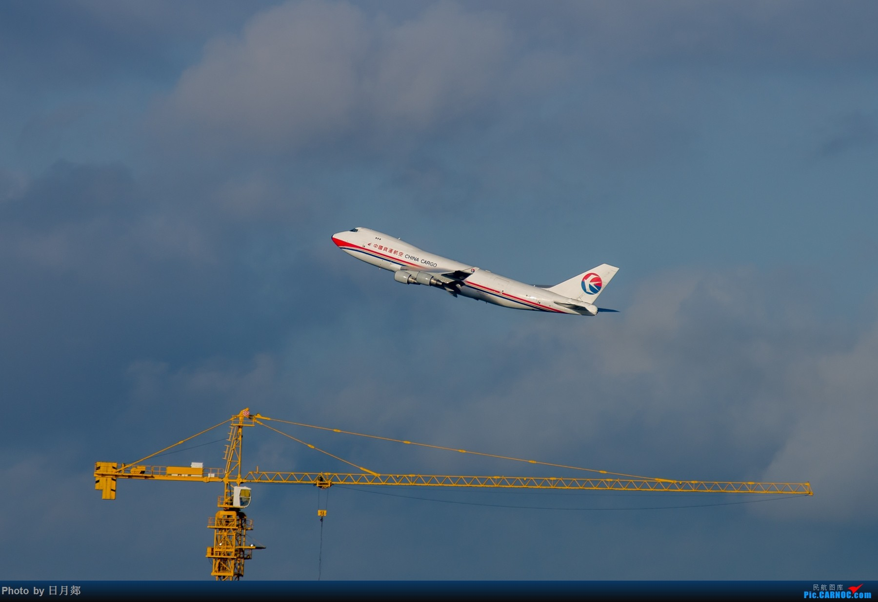 Re:[原创]一年起的最早的一次,PVG撒欢! BOEING 747-400