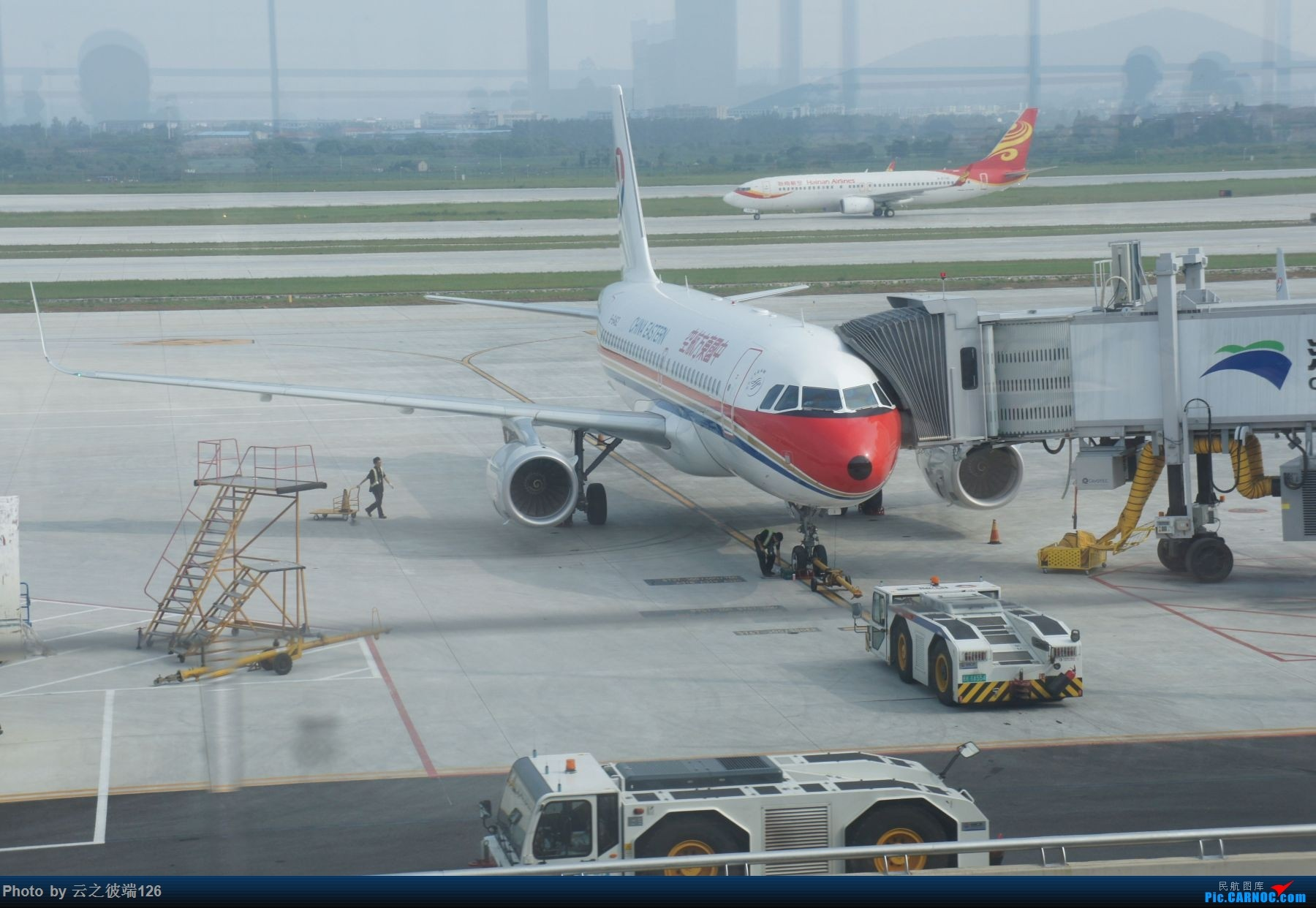 Re:[原创]迟到两年的游记 -----------NKG-SZX-NKG ZH+白菜航------ AIRBUS A319  中国南京禄口国际机场