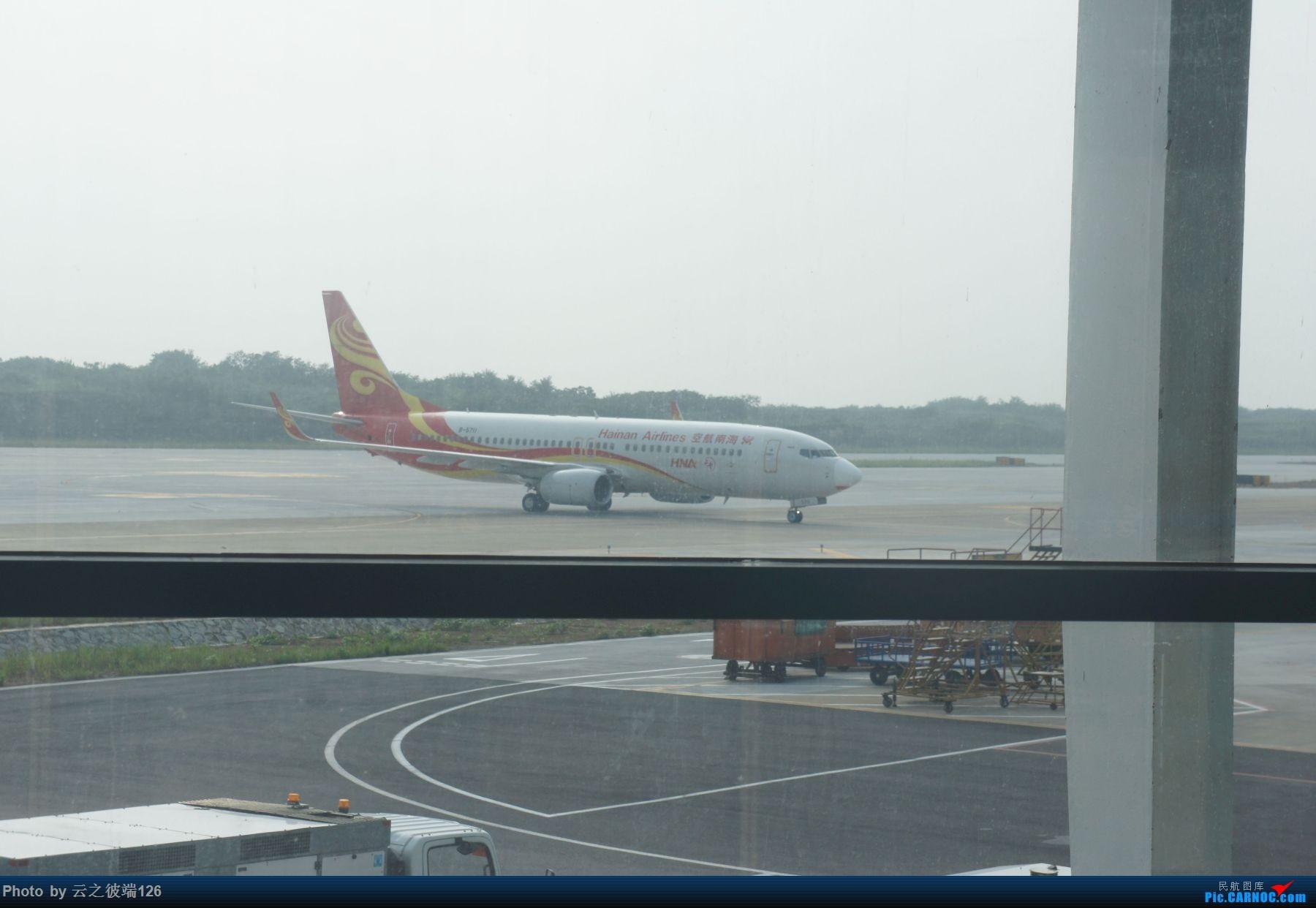 Re:[原创]迟到两年的游记 -----------NKG-SZX-NKG ZH+白菜航------ BOEING 737-800 B-5711 中国南京禄口国际机场