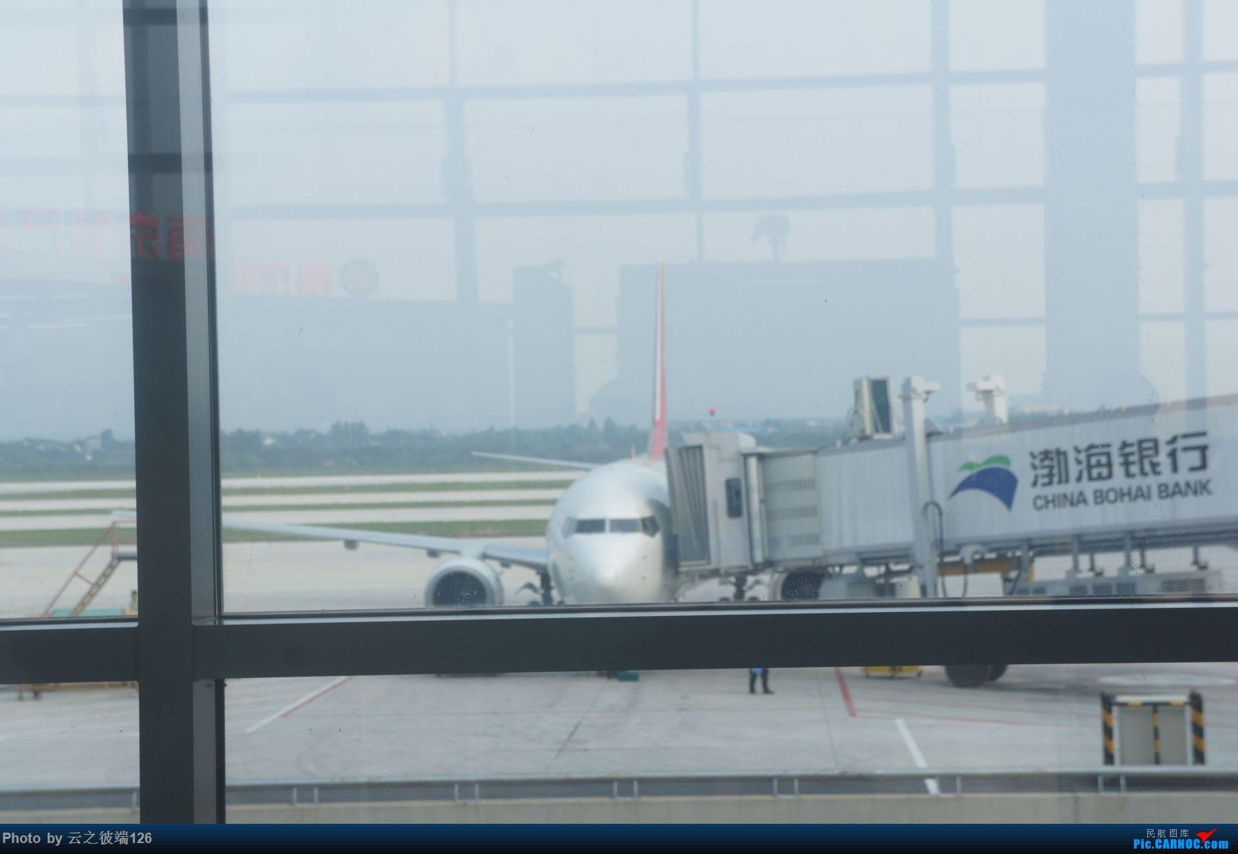 Re:[原创]迟到两年的游记 -----------NKG-SZX-NKG ZH+白菜航------ BOEING 737-800 B-5186 中国南京禄口国际机场
