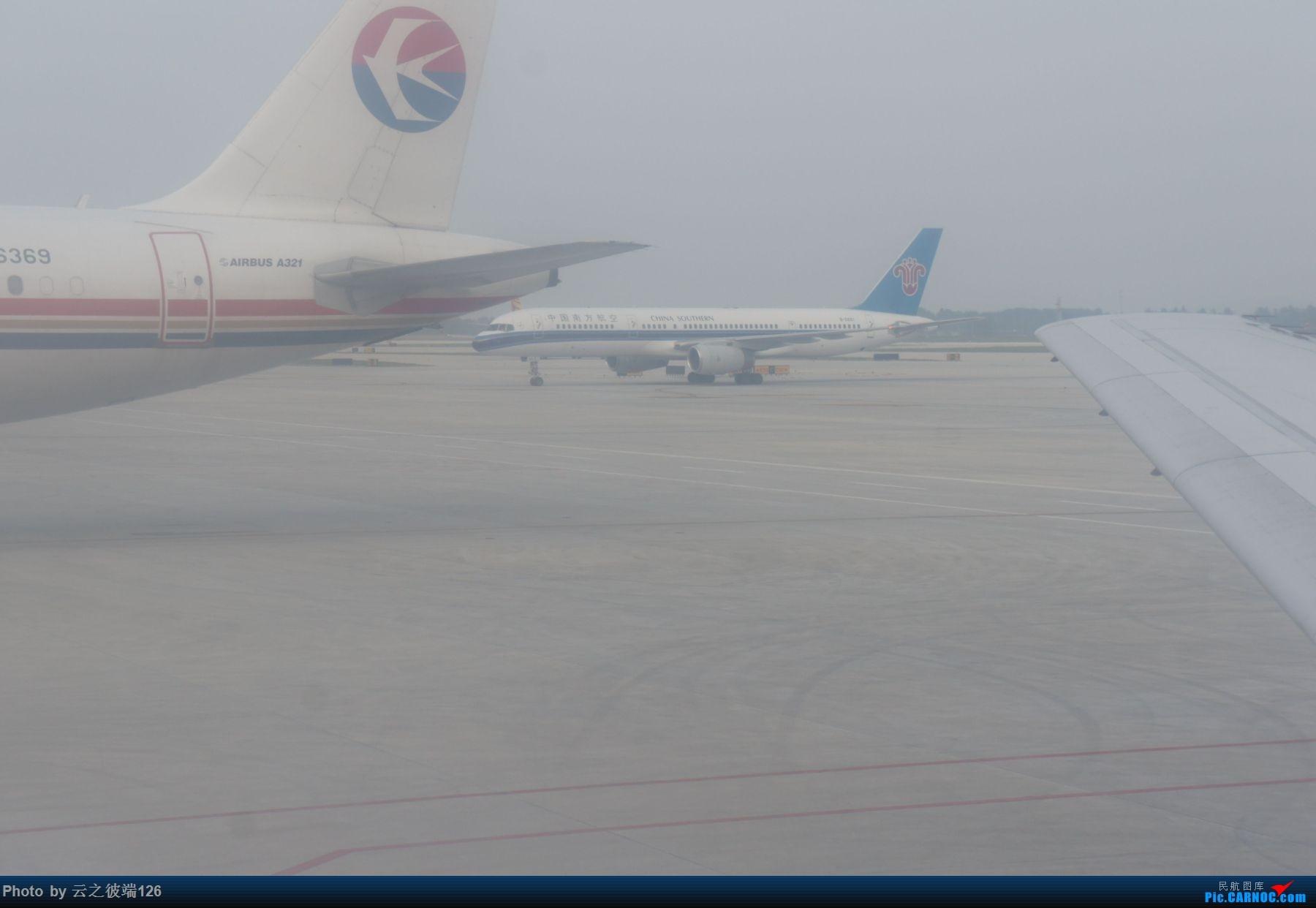 Re:[原创]迟到两年的游记 -----------NKG-SZX-NKG ZH+白菜航------ BOEING 757-200 B-2851 中国南京禄口国际机场