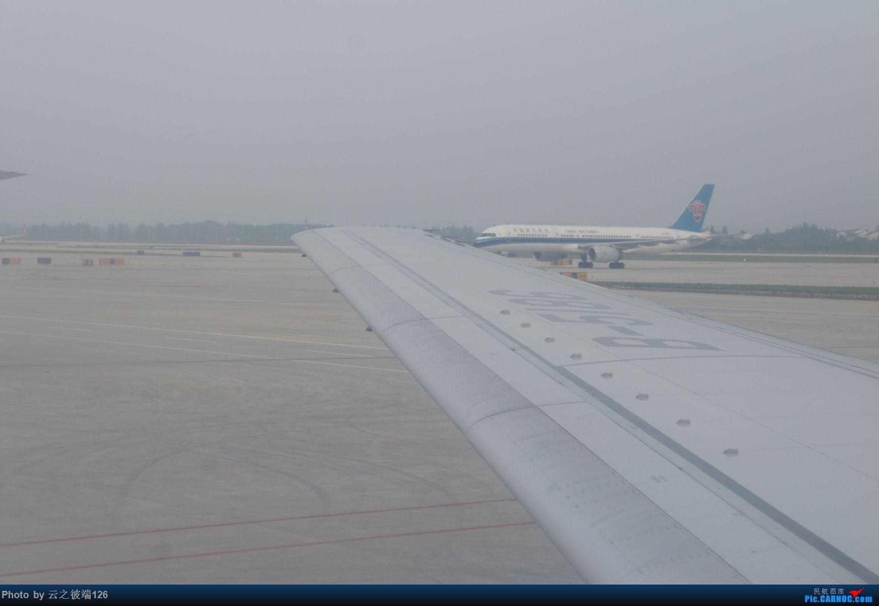 Re:[原创]迟到两年的游记 -----------NKG-SZX-NKG ZH+白菜航------ BOEING 757-200  中国南京禄口国际机场