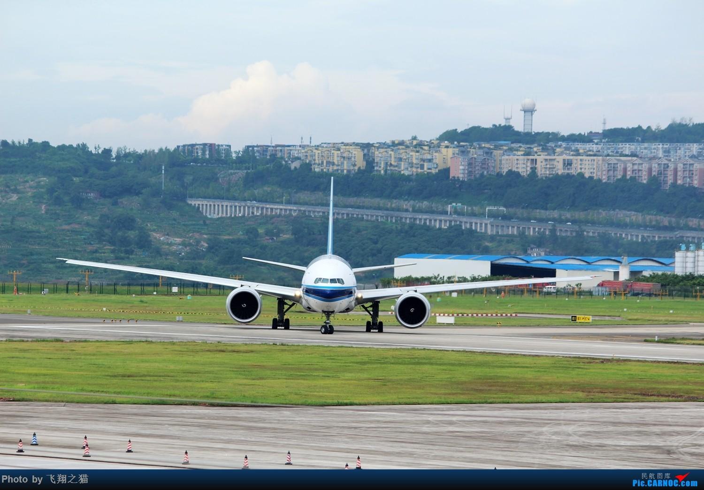 Re:[原创]CKG拍机(就是喜欢拍机机) BOEING 777-200F B-2081 重庆江北国际机场