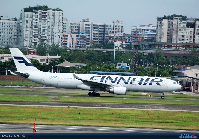 Re:[原创]CKG拍机(就是喜欢拍机机) AIRBUS A330-300 OH-LTS 重庆江北国际机场