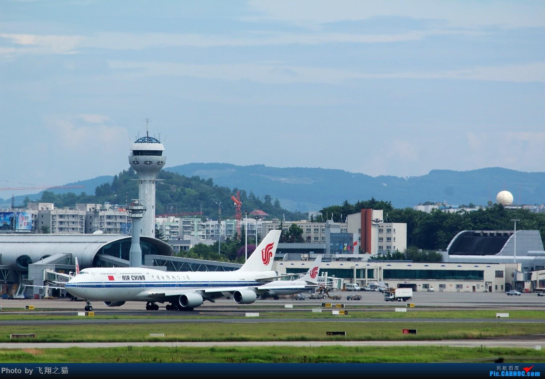 Re:[原创]CKG拍机(就是喜欢拍机机) BOEING 747-8I B-2480 重庆江北国际机场