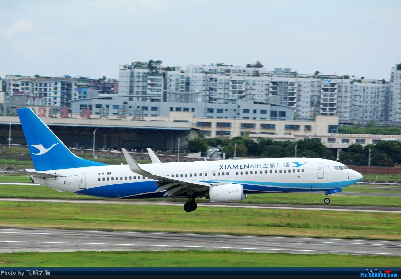 Re:[原创]CKG拍机(就是喜欢拍机机) BOEING 737-800 B-6488 重庆江北国际机场