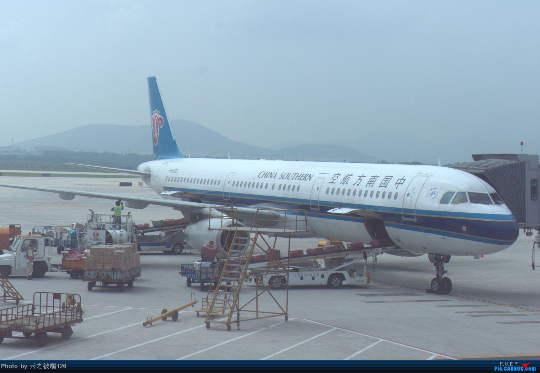 Re:[原创]迟到两年的游记 -----------NKG-SZX-NKG ZH+白菜航------ AIRBUS A321-200 B-6630 中国南京禄口国际机场