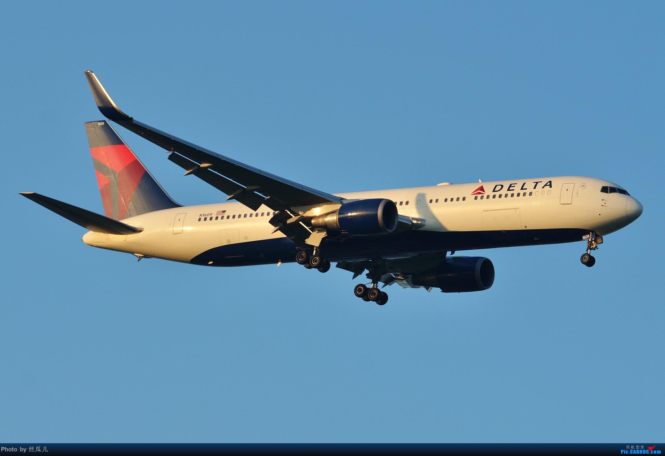 Re:[原创]【徘徊在HGH的丝瓜】瓜哥的高温福利再一波----7月20日的达美打包贴 BOEING 777-300ER N1609 中国上海浦东国际机场