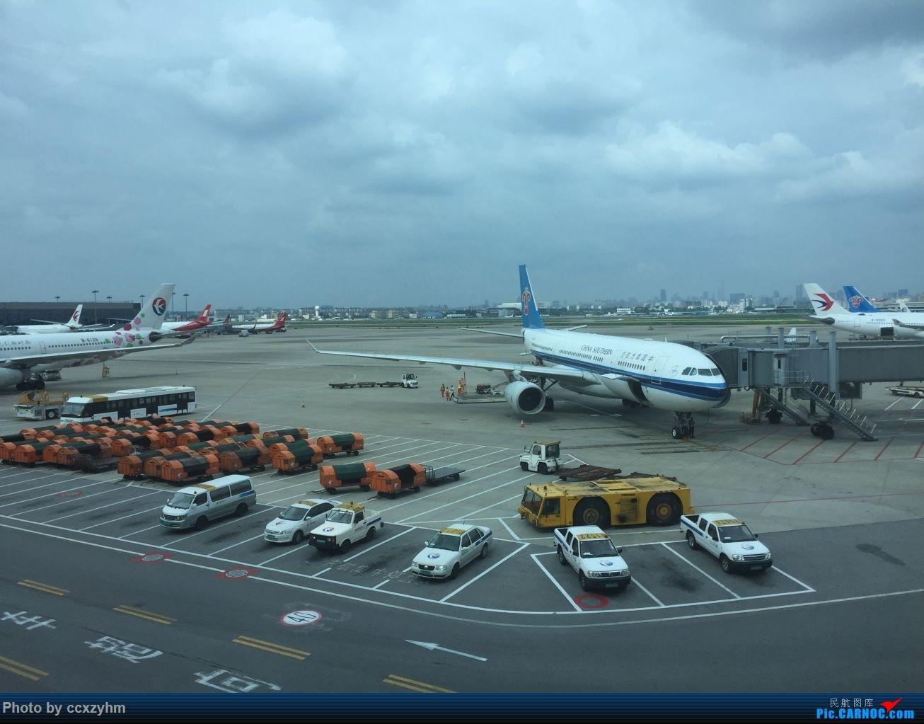 Re:[原创]论坛首发 京沪线上的国航789 高二升高三暑假短Break 空铁联运去北京 333  SHA