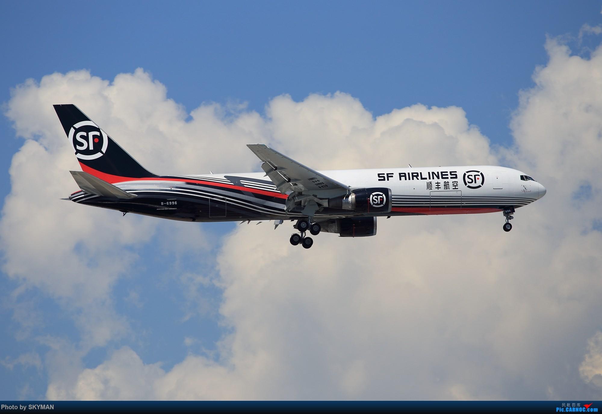 Re:[原创]顺丰7375767 BOEING 767-300ER B-6996 中国深圳宝安国际机场