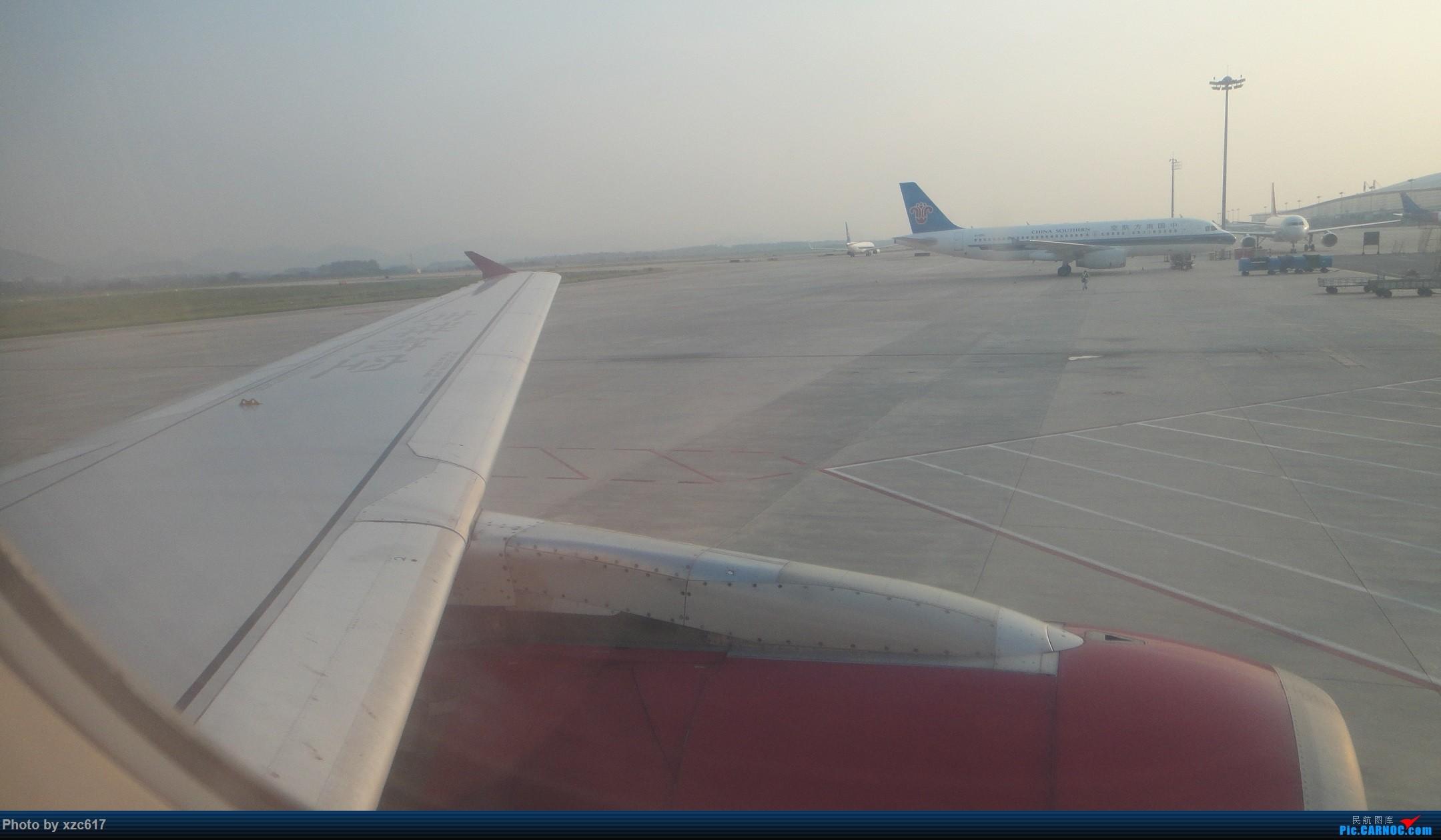 Re:[原创]xzc617的飞行游记 NO.1 由扬州到大连,平生第一次游海岛 AIRBUS A319 不详 中国南京禄口国际机场
