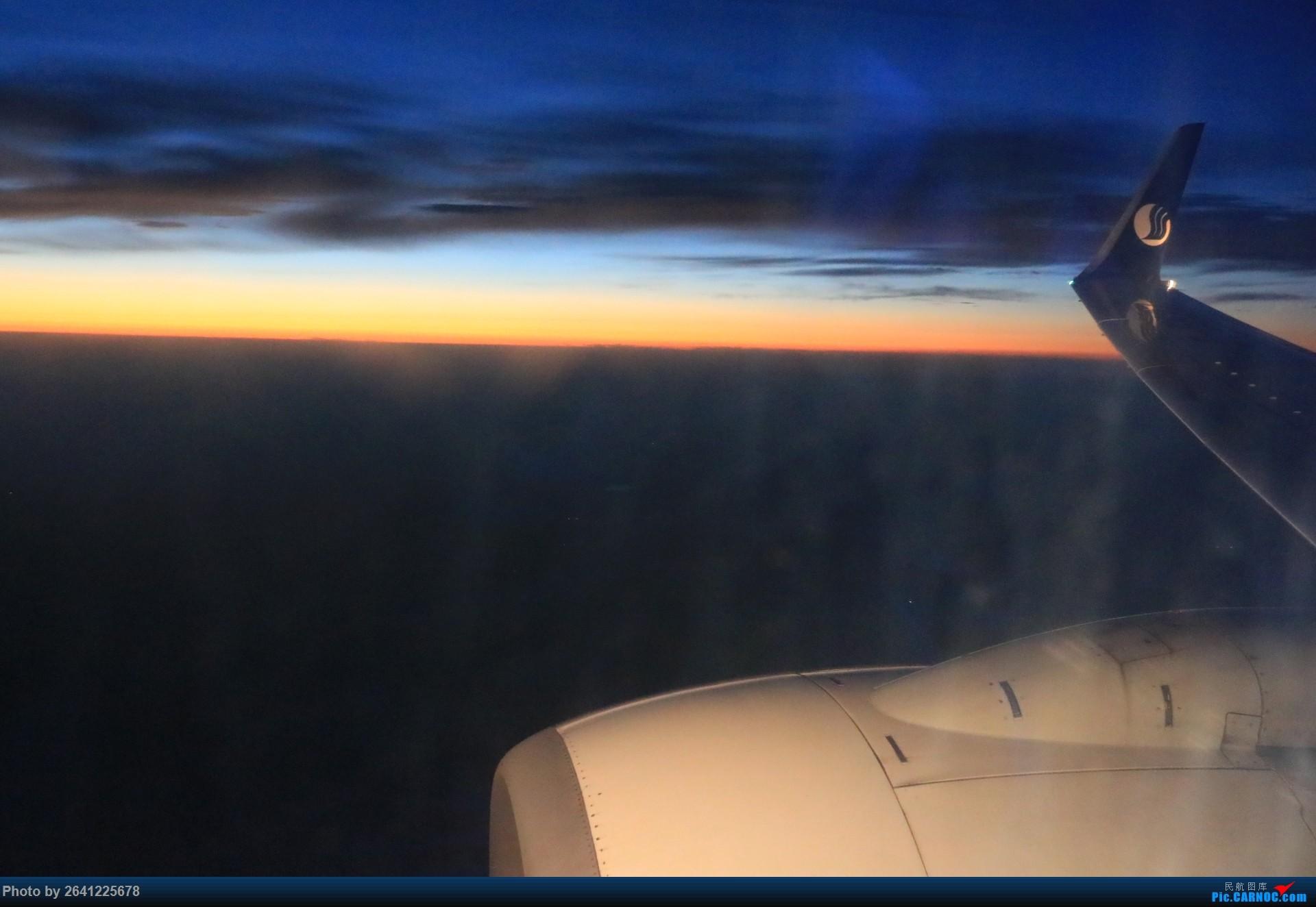 Re:[原创]【小周游记第3集】草原茫茫天地间,洁白的蒙古包散落在河边——内蒙古5天4飞半自由行(宽体与支线客机初体验)有flight log和驾驶舱哦(正在更新) BOEING 737-800 B-5627 中国呼和浩特白塔国际机场