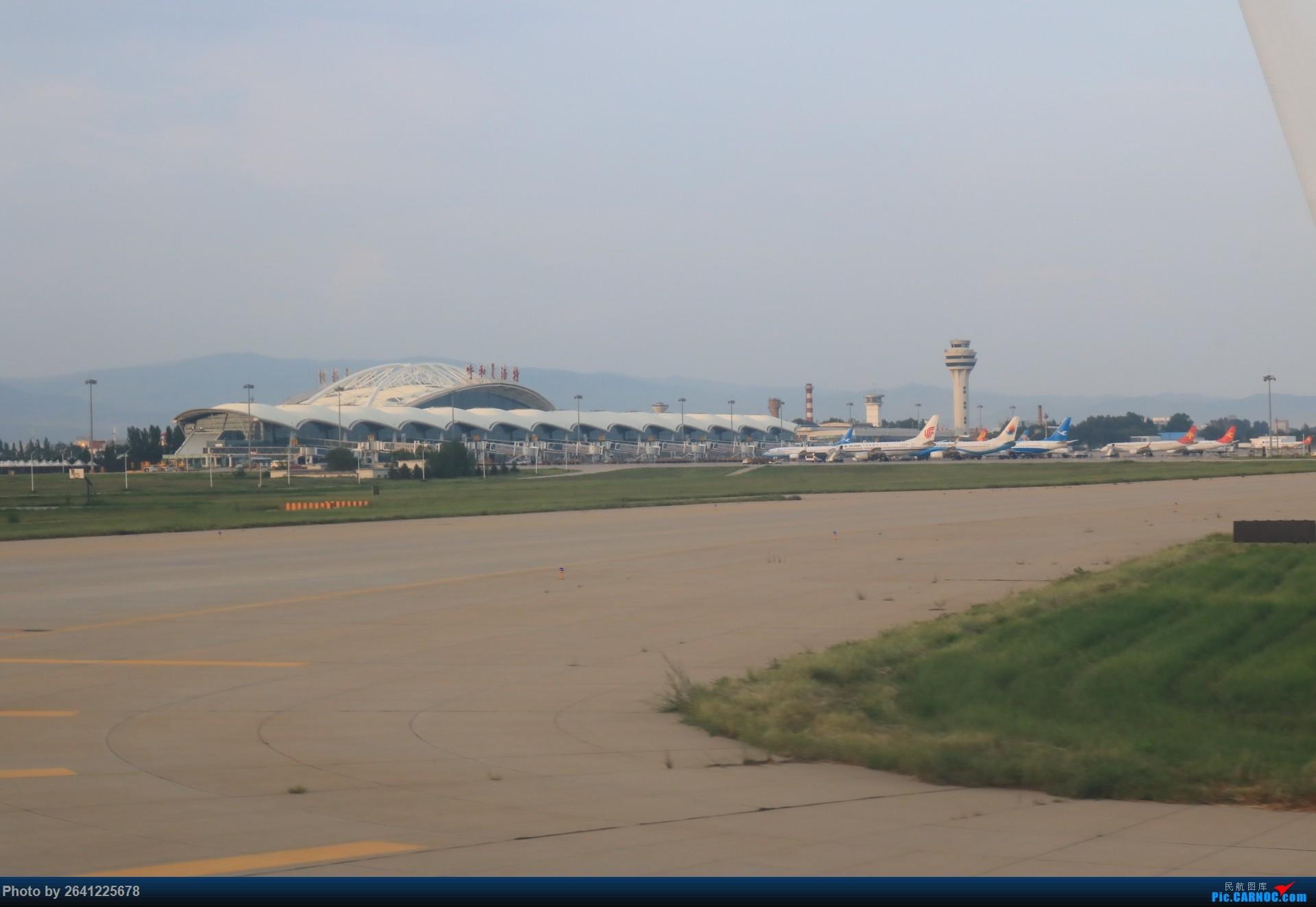 Re:[原创]【小周游记第3集】草原茫茫天地间,洁白的蒙古包散落在河边——内蒙古5天4飞半自由行(宽体与支线客机初体验)有flight log和驾驶舱哦(正在更新) BOEING 737-800 B-1947 中国呼和浩特白塔国际机场 中国呼和浩特白塔国际机场