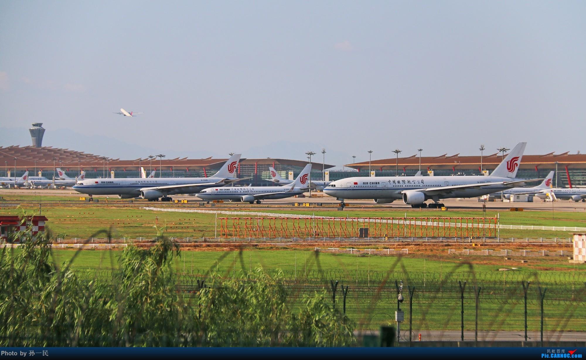 Re:[原创]大晴天杂图一组    中国北京首都国际机场