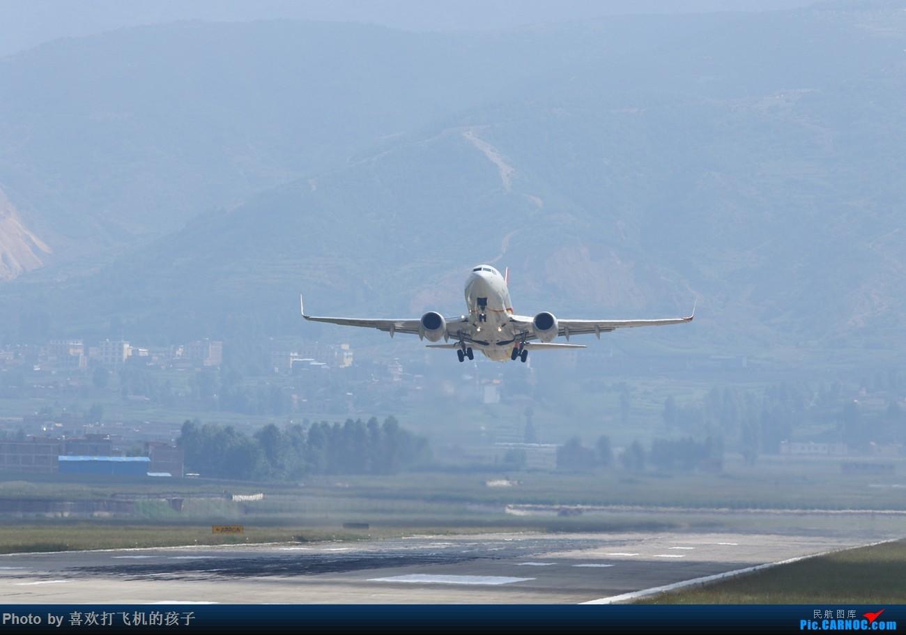 Re:[原创]云南昭通出差,昭通市昭阳机场拍机 BOEING 737-700 B-5806 中国昭通机场