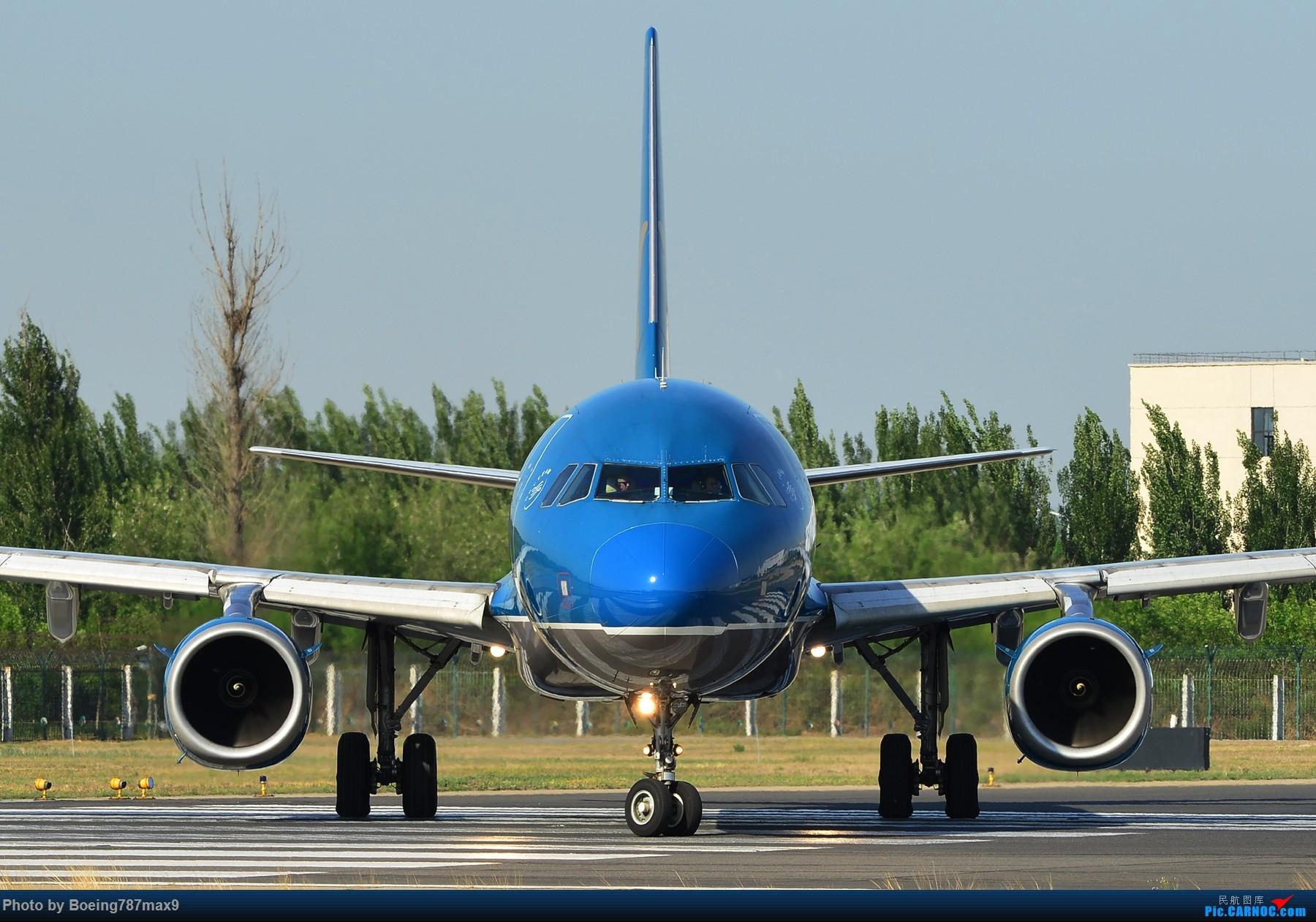 [原创]【PEK】越南航空-超有震慑力机头[1800*高清大图] AIRBUS A321-231 VN-A329 中国北京首都国际机场