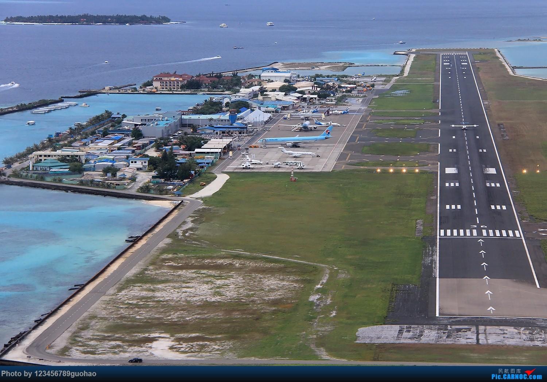 [原创]鸟瞰马累机场    马尔代夫马累机场