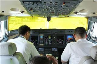 【一图】【上海飞友会】丢一张arj21的驾驶舱 1600x1067