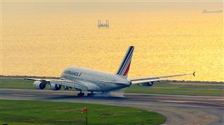 Re:法国航空空中客车A380-800 VHHH 25R进近