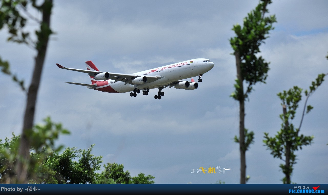 Re:[原创]2011-2016我的打灰机心情[广州] A340-300 3B-NBE 中国广州白云国际机场
