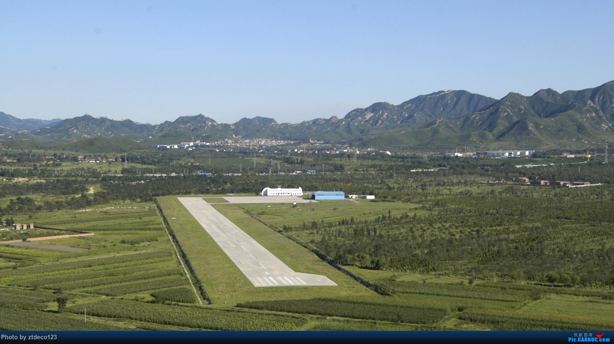 [讨论]他们说这是八达岭机场,骗谁呢?    中国北京八达岭机场