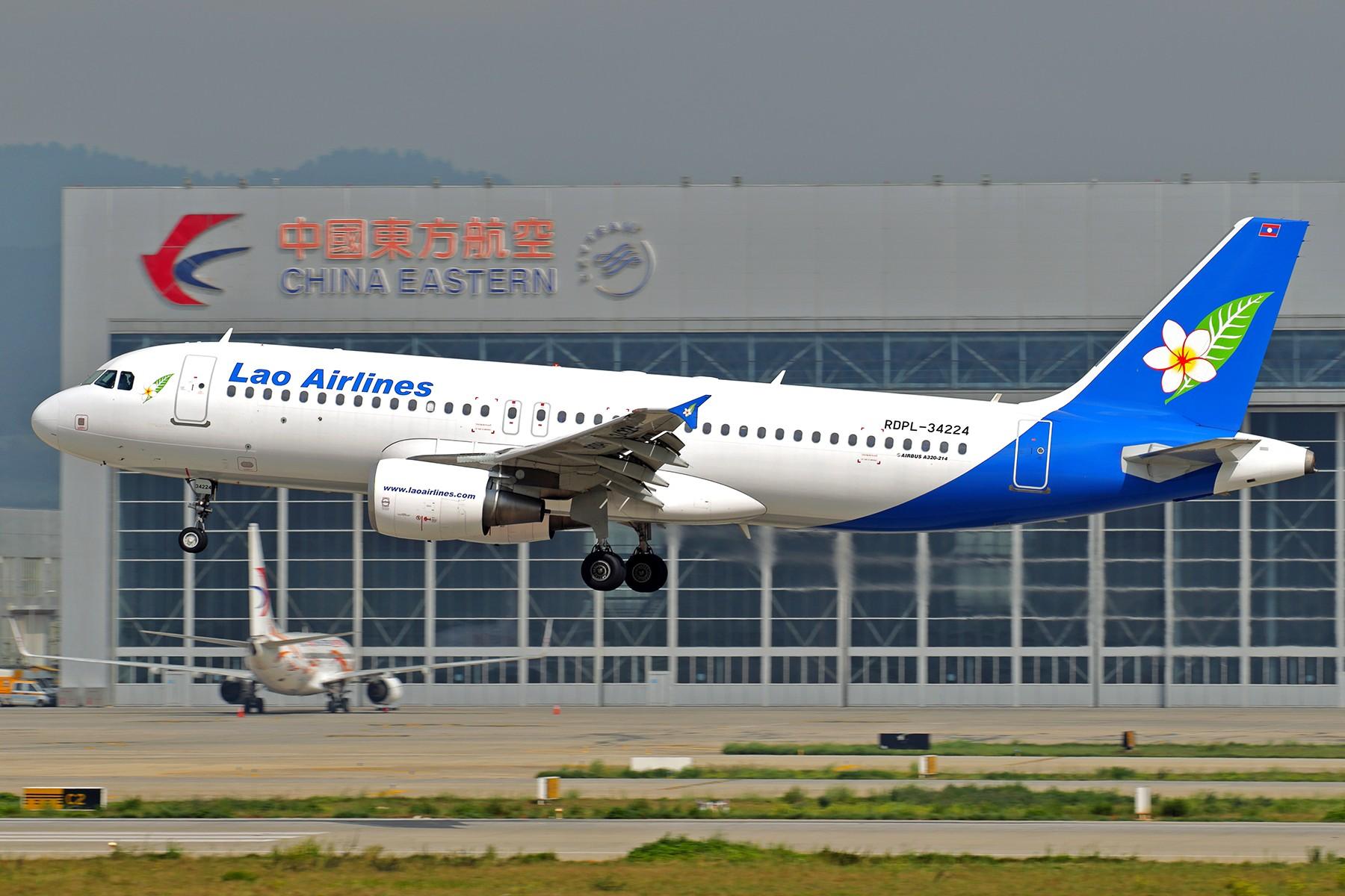 Re:【BLDDQ】******大昆明、大长水----唯独不发土鸡***** AIRBUS A321-200 RDPL-34224 中国昆明长水国际机场