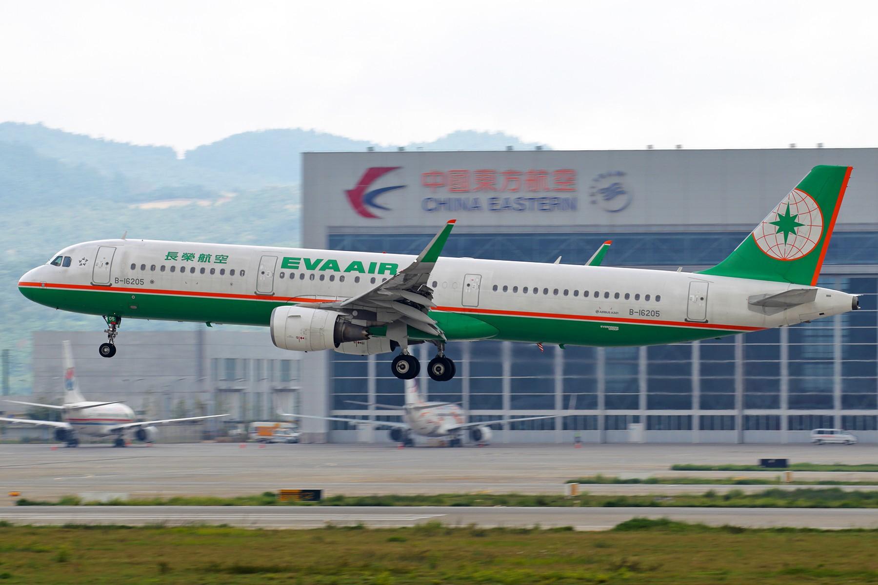 Re:[原创]【BLDDQ】******大昆明、大长水----唯独不发土鸡***** AIRBUS A321-200 B-16205 中国昆明长水国际机场