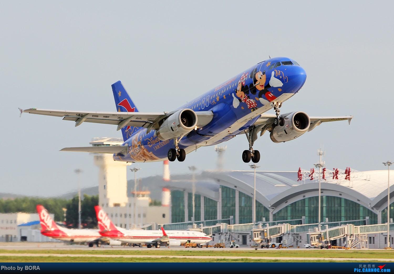 [原创][BORA] 28图带你看北疆小城机场-乌兰浩特的日常 更新+2图 AIRBUS A320-200 B-6635 中国乌兰浩特依勒力特机场