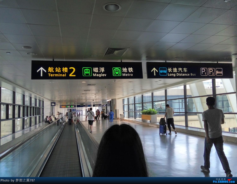 Re:体验中国联航佛山-上海浦东-石家庄航线(佛山-上海浦东段)