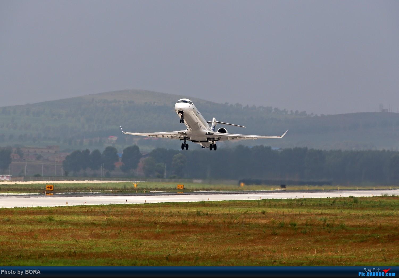 Re:[原创][BORA] 28图带你看北疆小城机场-乌兰浩特的日常 BOMBARDIER CRJ900NG B-3378 中国乌兰浩特依勒力特机场