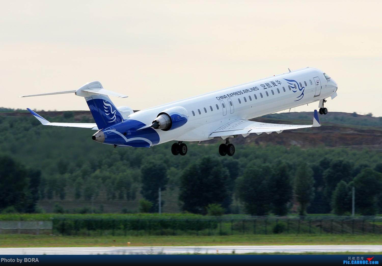 Re:[原创][BORA] 28图带你看北疆小城机场-乌兰浩特的日常 BOMBARDIER CRJ900NG B-3380 中国乌兰浩特依勒力特机场