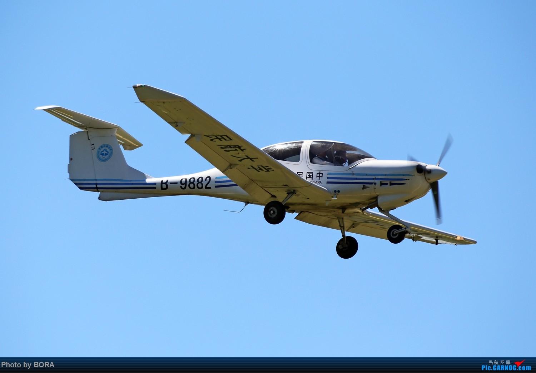 Re:[原创][BORA] 28图带你看北疆小城机场-乌兰浩特的日常 DIAMOND DA40D B-9882 中国乌兰浩特依勒力特机场