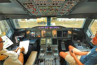 第一次发飞行游记,第一次出国自由行,第一次坐阿航A380,第一次进驾驶舱!