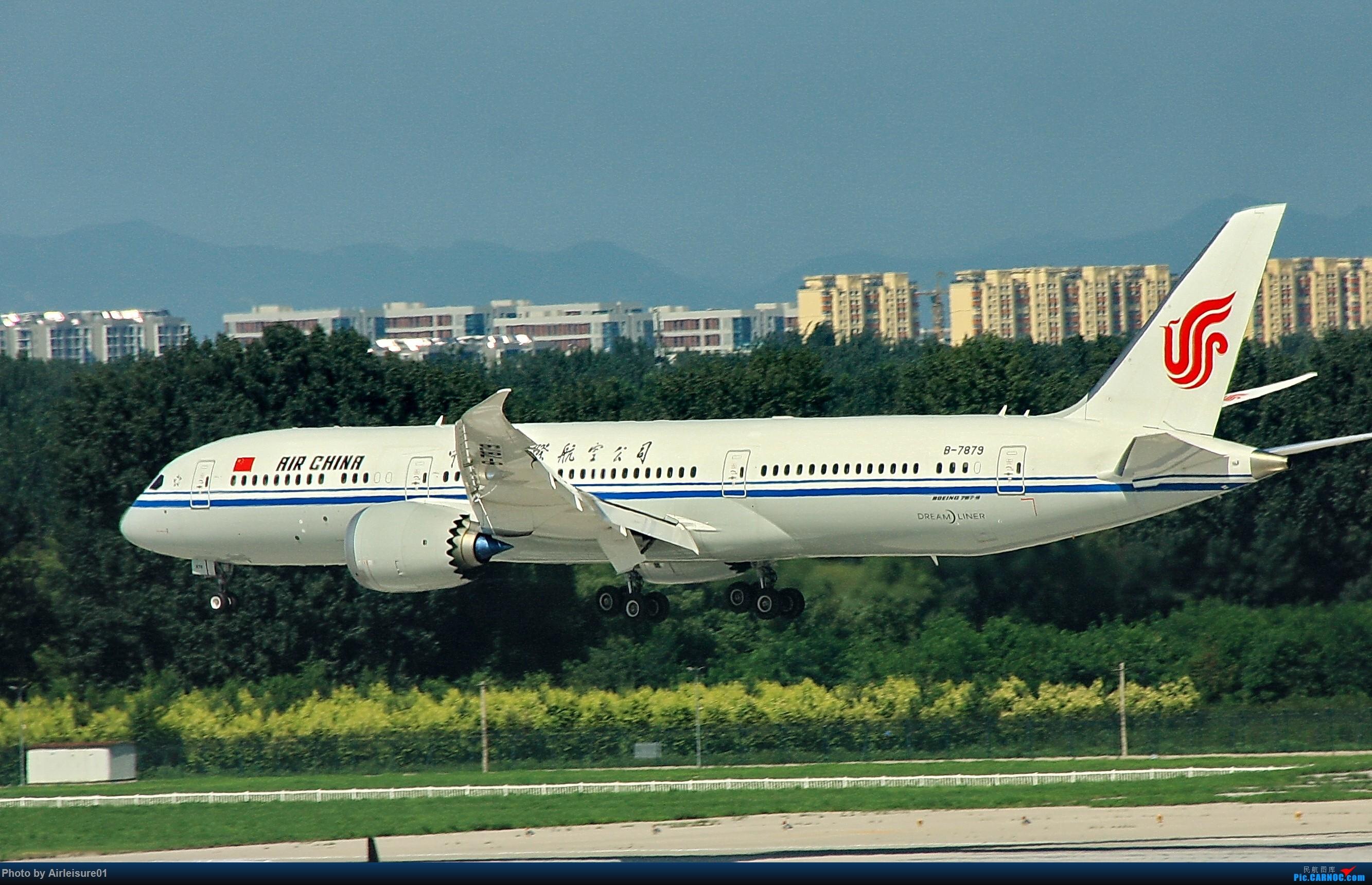 Re:[原创]新人首发。。请大神们多多指导 BOEING 787-9 B-7879 中国北京首都国际机场