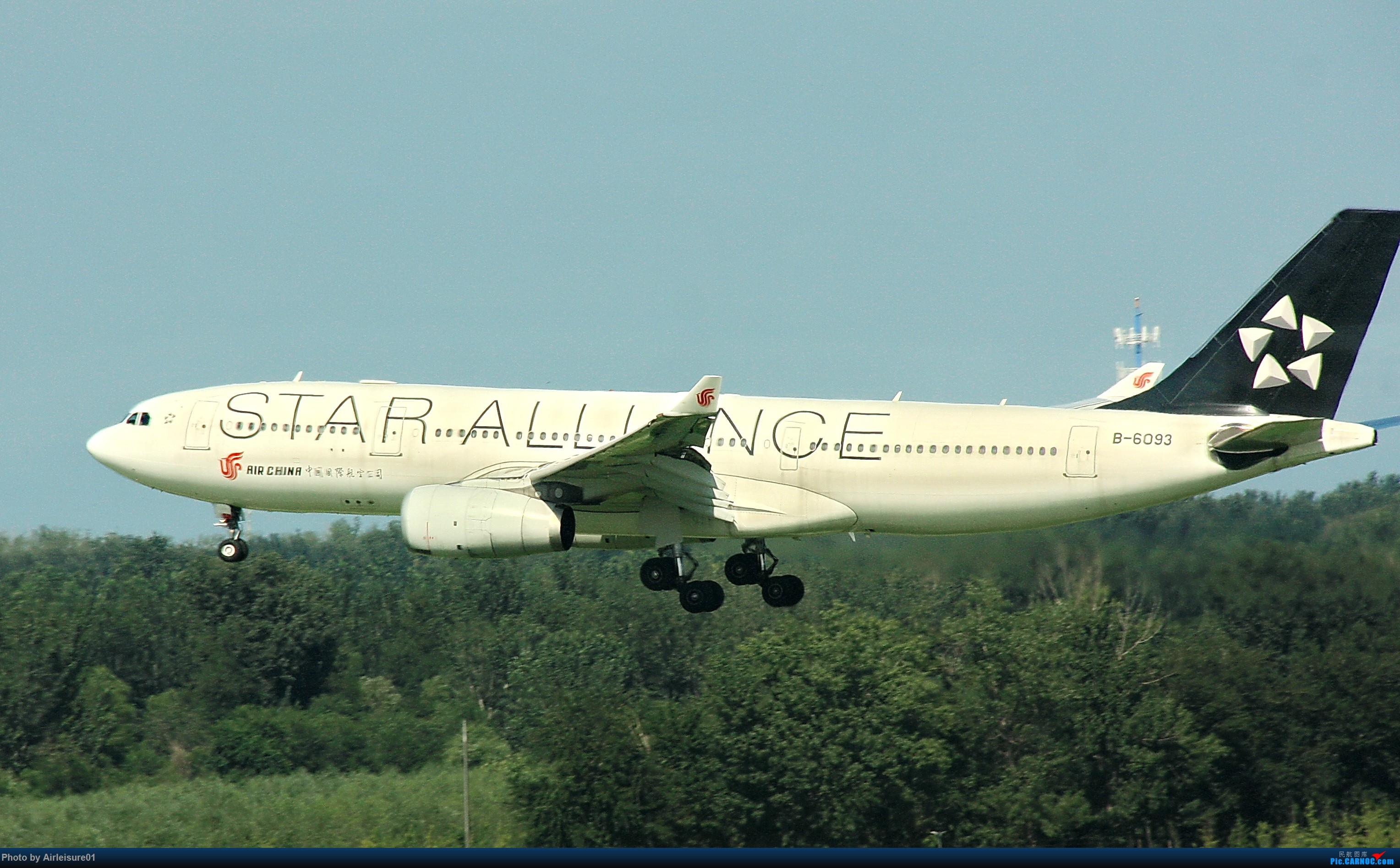 Re:[原创]新人首发。。请大神们多多指导 AIRBUS A330-200 B-6093 中国北京首都国际机场